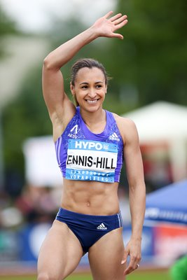 Jessica Ennis-Hill Combined Events Hypo Meeting 2015
