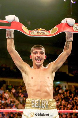 Lee Selby v Evengy Gradovich London 2015