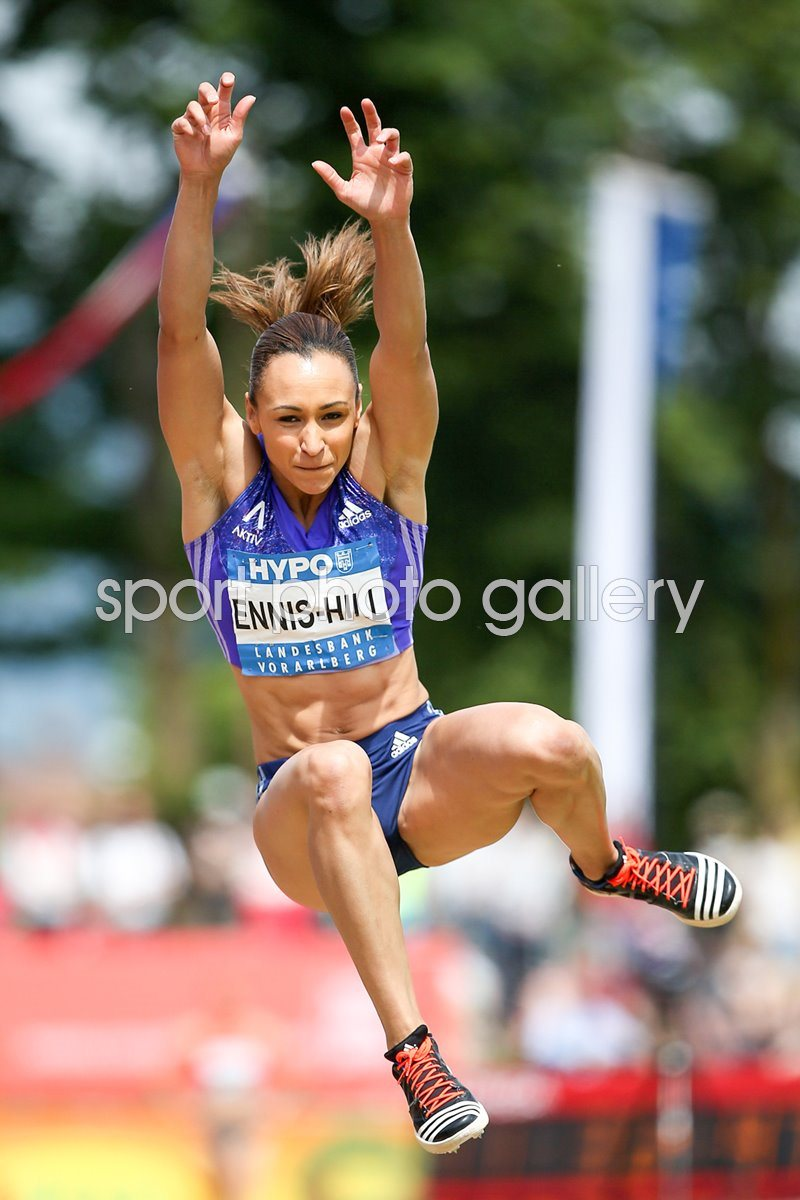 Jessica Ennis hill Combined Events Hypo Meeting Gotzis