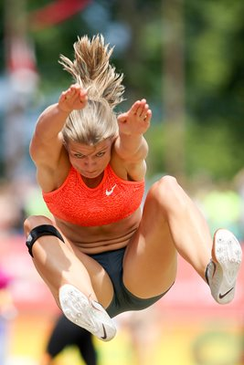 Dafne Schippers Combined Events Hypo Meeting Gotzis