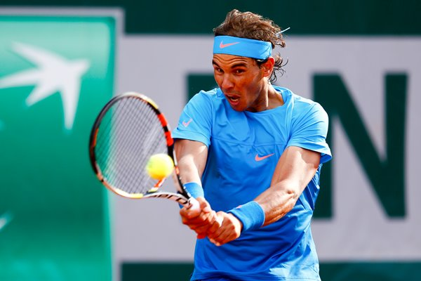 Rafael Nadal French Open 2015