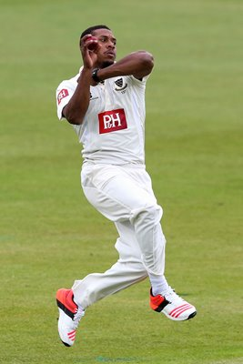 Chris Jordan Sussex v Nottinghamshire 2015