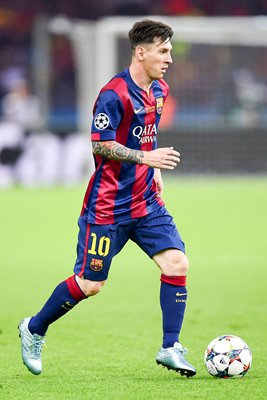 Lionel Messi Barcelona Champions League Final