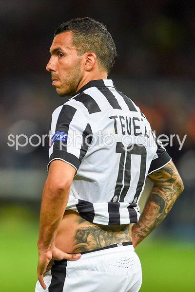 new concept 71af7 5fd38 Carlos Tevez Juventus