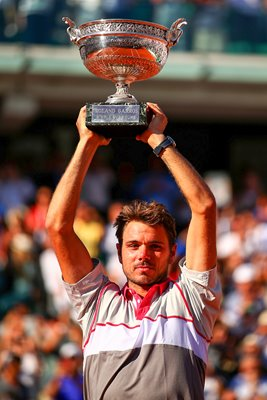 2015 Stanislas Wawrinka Wins French Open