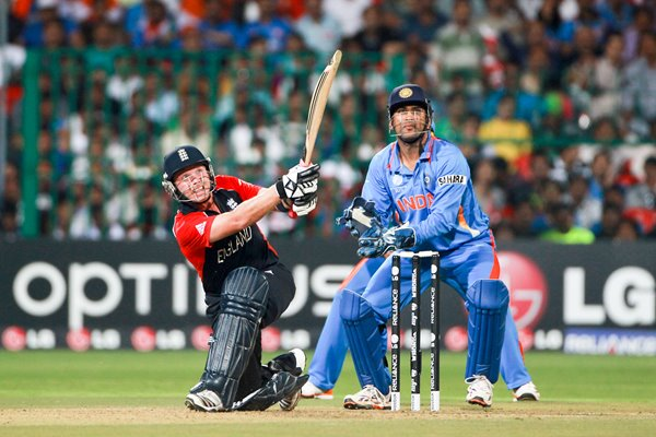 Ian Bell v India 2011 Cricket World Cup