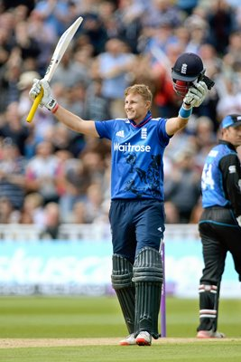 Joe Root England v New Zealand ODI Edgbaston 2015
