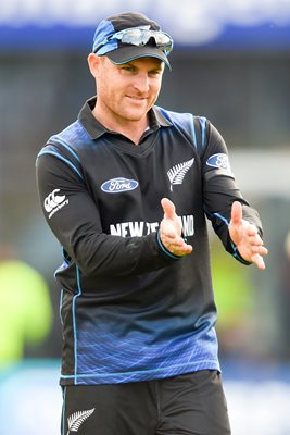 Brendon McCullum New Zealand v England Edgbaston 2015