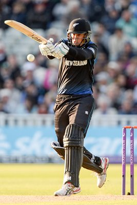 Ross Taylor New Zealand v England ODI Edgbaston 2015