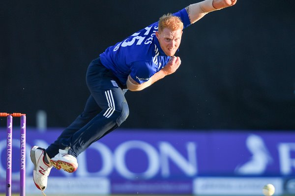 Ben Stokes England v New Zealand ODI Edgbaston 2015