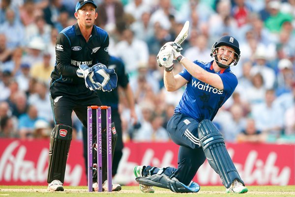 2015 Eoin Morgan England v New Zealand ODI Oval