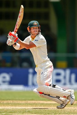 David Warner Australia v West Indies 2015