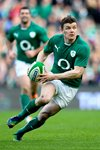 Brian O'Driscoll Dublin Farewell Ireland v Italy Six Nations 2014 Prints