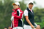 Inbee Park & Suzann Pettersen World Ladies Championship 2014 Prints