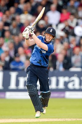 2015 Eoin Morgan England v New Zealand 4th Trent Bridge