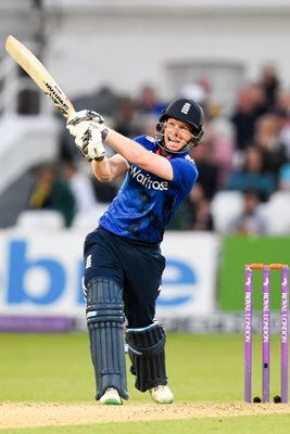 2015 Eoin Morgan England v New Zealand ODI Trent Bridge
