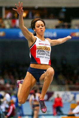 Katarina Johnson-Thompson World Indoor Championships
