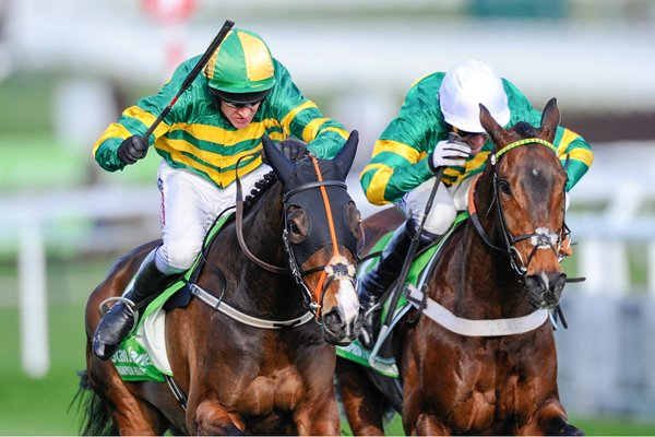 Barry Geraghty on Jezki win Champion Hurdle Cheltenham 2014