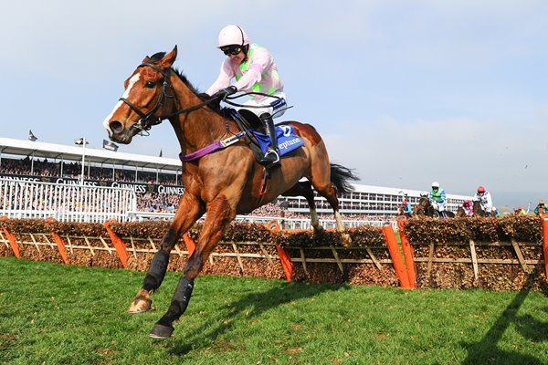 Ruby Walsh on Faugheen Cheltenham Festival 2014