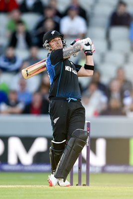 Brendon McCullum New Zealand v England T20 Old Trafford 2015