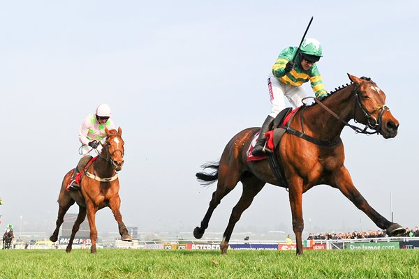 More of That & Barry Geraghty win World Hurdle Cheltenham 2014