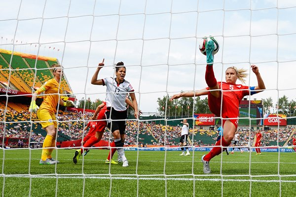 England v Germany Women's World Cup 2015