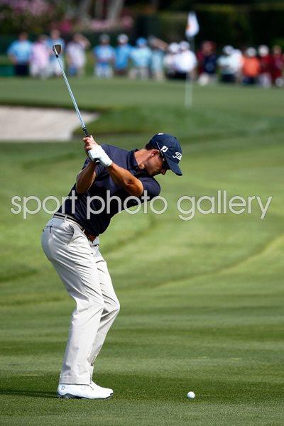Uspga Tour 2014 Photo Golf Posters Adam Scott