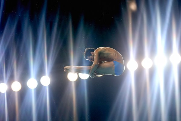 Francesco Dell'Uomo Diving World Series 2014