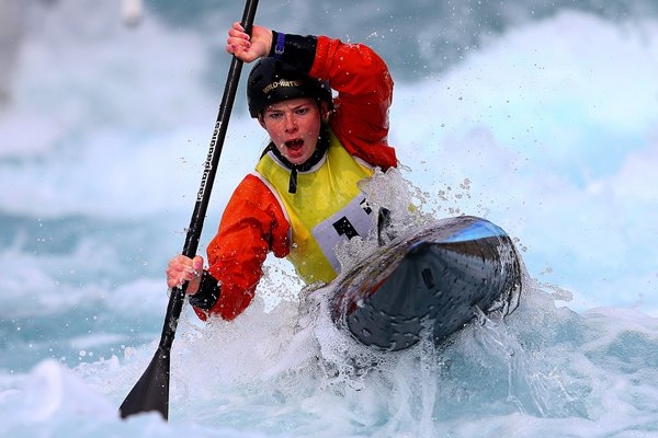GB Canoe Slalom 2014 Selection Trials