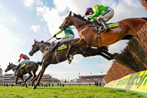 Gold Cup 2011 - Long Run, Kauto Star & Denman