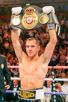Scott Quigg WBA World Super Bantamweight Champion 2015