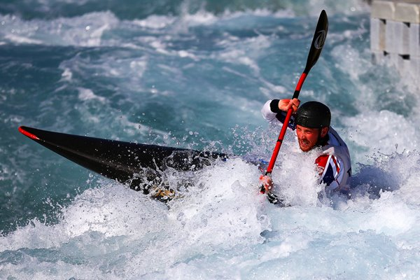 GB Canoe Slalom 2014 Selection Trials 2014