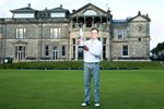 2015 Zach Johnson British Open Champion  Prints