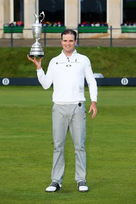 Zach Johnson British Open Champion 2015