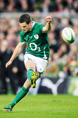Jonathan Sexton Ireland 6 Nations 2011