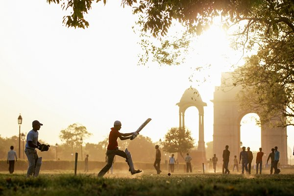 Children's Cricket In Delhi
