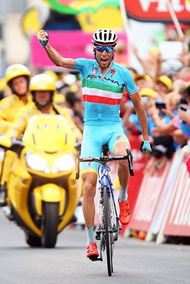 Vincenzo Nibali Stage Nineteen Le Tour de France 2015