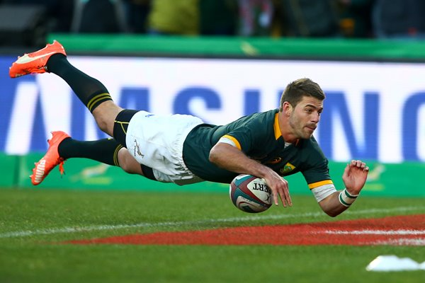 Willie le Roux South Africa v New Zealand 2015