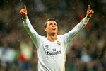 Cristiano Ronaldo Real Madrid v Borussia Dortmund Champions League 2014 Mounts