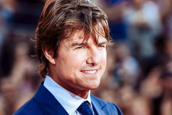 Tom Cruise Mission Impossible New York Premiere