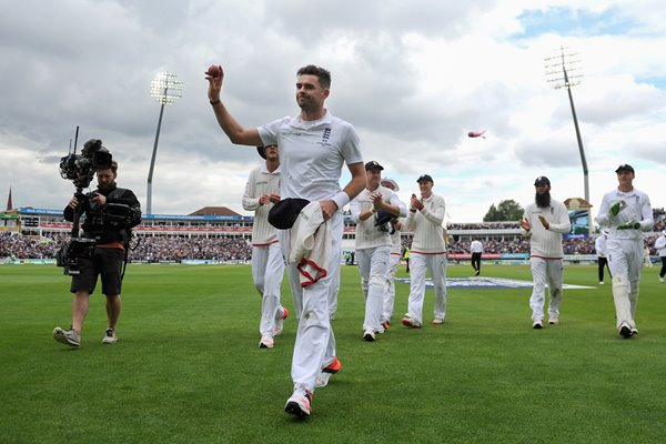2015 James Anderson 6 Wickets Edgbaston
