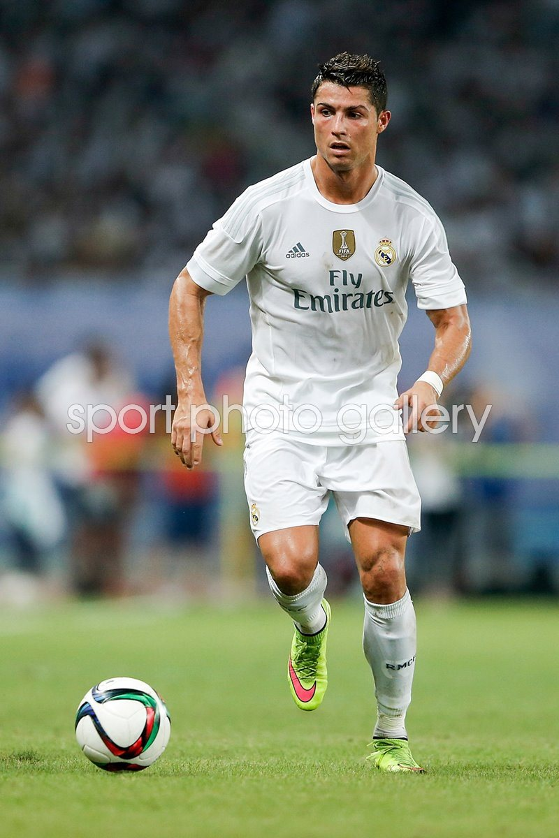 2015 Cristiano Ronaldo Real Madrid