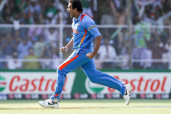 Zaheer Khan India World Cup