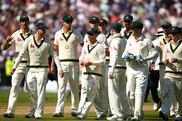 Australia lose 3rd Ashes Test Edgbaston 2015