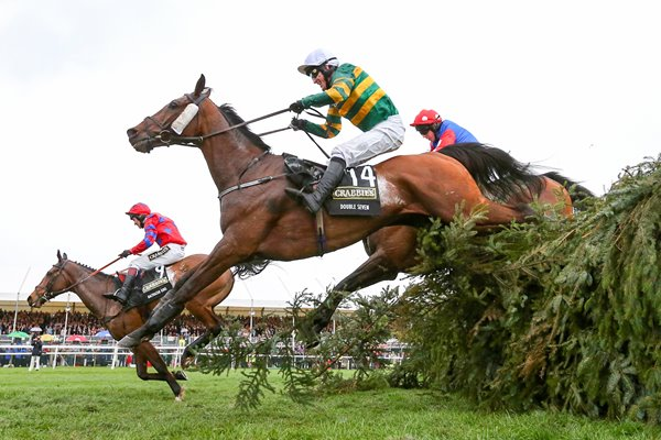 Tony McCoy Double Seven2014 Grand National Aintree