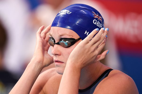 Fran Halsall Great Britain World Swimming Russia 2015