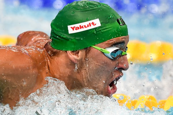Chad Le Clos South Africa World Swimming 2015