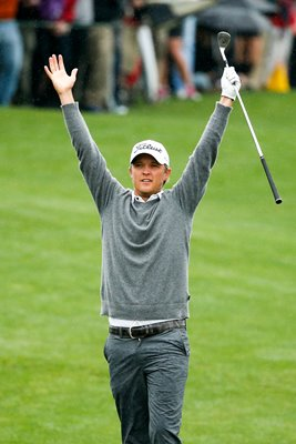 Matt Jones wins Shell Houston Open 2014