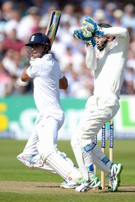 Alastair Cook England Trent Bridge Ashes 2015