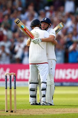 Root & Bairstow Yorkshire & England Trent Bridge Ashes 2015